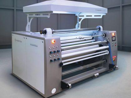 Sublimation Calender Machine